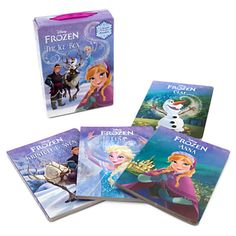 Frozen: The Ice Box Book Set | Disney Store