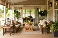 2013 Southern Living Idea House at Fontanel, porch!