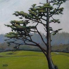 """Weathered"" - Original Fine Art for Sale - © Nora Bergman"