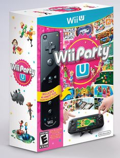 Wii Party U bundle. via: http://wiiclube.uol.com.br/