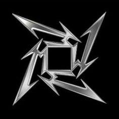 Metallica Tattoo, Metallica Art, Grimes Artwork, Chinese Character For Love, Ninja Star, Music Pics, Boys Wallpaper, Star Logo, Levi X Eren