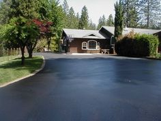 Asphalt sealing, milling and paving are huge tasks but we happily undertake and complete it with full zest. Check out our men at work and don't hesitate to call us. Asphalt Repair, Parking Curb, Parking Lot, Asphalt Driveway, Construction Services, Pavement, Cool Rooms, Interior Design Inspiration