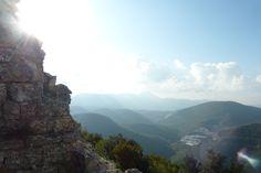 Treia (MC, Italy) La Roccaccia path: http://thepicuspost.wordpress.com/2014/10/13/wandering-at-falls-beginnings/