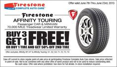 47 Best Firestone Coupons 2017 Images Coupon Coupons Free Printables