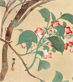 Kamisaka Sekka. 神坂雪佳【かみさかせっか】慶応二―昭和十七(1866~1942)