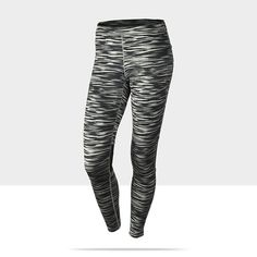 Nike Scratch Print Women's Running Tights