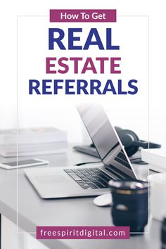 Getting real estate referrals may seem like it's way harder than it can be. Learn how you can increase your sales calls, get those referrals you need, and make the sale! #smallbusiness #sales Sales And Marketing Strategy, Effective Marketing Strategies, Social Media Marketing, Successful Business Tips, Relationship Marketing, Sales Techniques, Amy, Entrepreneur, Real Estate