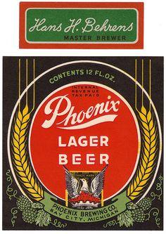 Phoenix Lager Beer