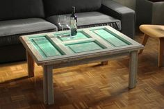 Vintage Door Coffee Table by Mandra Design