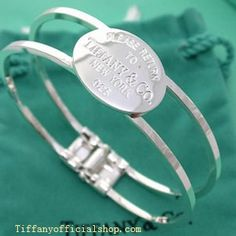 Tiffany Outlet Return To 1837 Oval Bangle