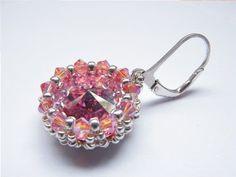 Pattern bijoux: Orecchini Ankara