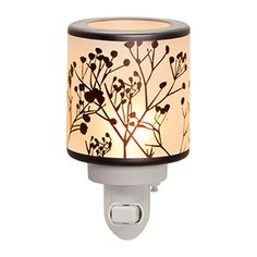 MORNING SUNRISE SCENTSY WARMER Daybreak drenched in golden light and lifelike, three-dimensional detail.