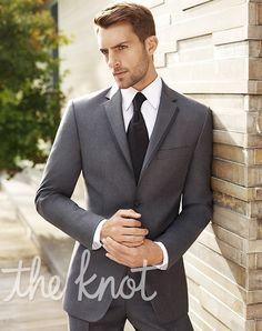 vera wang & tuxedo & wardrobe & groom