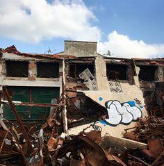 Apocalypto 2 #jayedetunis #jaye #jayeone #jayer #jye #graffiti #urbanart #streetart #graffititunisia #graffitiart #tunis #tunisie🇹🇳 #tva #tnb #vmd #thevandalart # truevandalart #w73 #wandalz73 #thenastyboys #vminded #vandalsmustdestroy #2k17 (à...