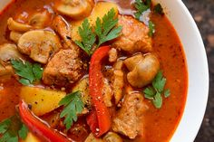 Thai Red Curry, Blog, Ethnic Recipes, Blogging