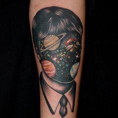 This Tattoo Artist's Surrealist Work Is So Beautiful It Belongs In A Museum