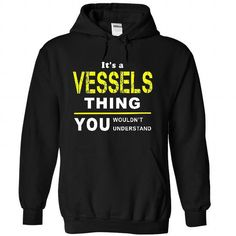 If Your Name Is VESSELS Then This Is Just For You!!!!!! - #gift wrapping #wedding gift. LIMITED TIME PRICE => https://www.sunfrog.com/No-Category/If-Your-Name-Is-VESSELS-Then-This-Is-Just-For-You-8849-Black-28063125-Hoodie.html?68278