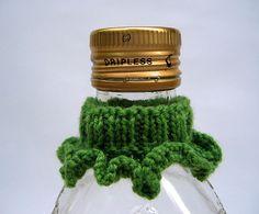 Ravelry: Olive Oil Drip Catcher pattern by Patti Henry