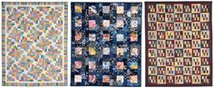 Quilts from Successful Scrap Quilts from Simple Rectangles