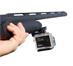 Capture Your Hunt Under Forearm GoPro Shotgun Mount   Scheels