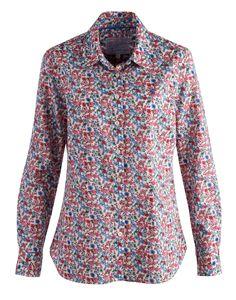MAYWELL Womens Printed Shirt
