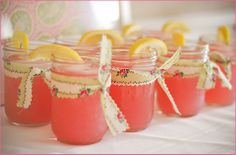 For a bridal shower