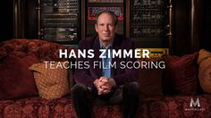 Hans Zimmer Teaches Film Scoring Classes Full Version TS Music Theory Lessons, Piano Lessons, Film Mistakes, Music Courses, Commercial Music, Cinema, Film Score, Academy Award Winners, Oscar