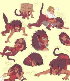 Catra the Cat by yuri-murasaki on DeviantArt Tak Tak, Character Art, Character Design, She Ra Princess Of Power, Dreamworks, Cute Art, Art Reference, Netflix, Sketches