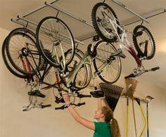 Best Of Bike Storage Racks for Garage Ceiling