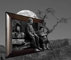 Amazing Out of Bounds Photoshop Manipulation Pictures