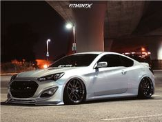 Largest Online Car Fitment Gallery Browse the largest online car fitment gallery, curated by enthusiasts, for enthusiasts. Find out what fits your car and show off your ride! Sports Car Brands, New Sports Cars, Sport Cars, Hyundai Genesis Coupe, Undercover Police Cars, Tuner Cars, Japan Cars, Cars And Coffee, Super Sport