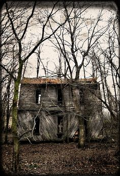 bell witch house