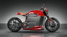 Designer Jans Slapins offers a peek at what a Tesla electric motorcycle might look like should the brand decide to build one in the future. The bike is called the Tesla Model M, and its powered by a computer controlled electric motor. Futuristic Motorcycle, Motorcycle Men, Concept Motorcycles, New Motorcycles, Tesla Motors, Electric Motor, Electric Cars, Tesla Roadster, Motos Retro