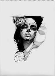 Bildergebnis für muerte tattoo
