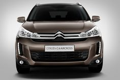 Cool Citroen Crossover Concept