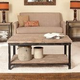 Found it at Wayfair - Bowery Coffee Table
