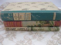 Three Children's Books Huckleberry Finn by MyLittleSomethings, $25.00