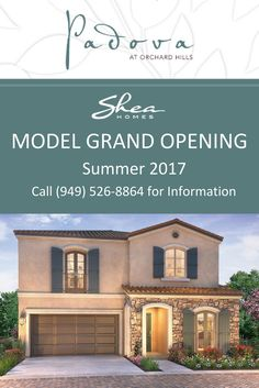 39 Best Shea Homes In Socal Images Gated Community New Homes For