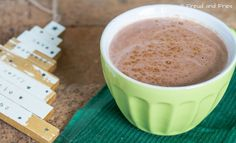 Hot protein cocoa | Freud and Fries
