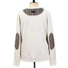 Haines Tweed/Loopback Cotton Sweat @ jaggynettle.com