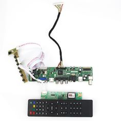 7b1011dc53d T.VST59.03 LCD LED Controller Driver Board For TM104SDH0 (TV+