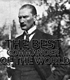 Mustafa Kemal Atatürk Thé Founder of Türkiye