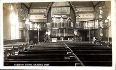Milborne #port. wesleyan #chapel. #church organ & two men.,  View more on the LINK: http://www.zeppy.io/product/gb/2/391166385969/