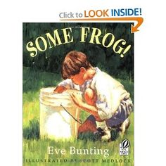 """When Billy's Dad breaks his promise to help him catch a bullfrog for a frog-jumping competition, Grandpa's words lead Billy to realize a truth. Grandpa: """"I like Grandma's green Kool-Aid better. She puts fresh mint in hers.The mint would enhance it. But it's really good the way it is."""" Billy, referring to his Dad's noshow: """"I missed him. I'll always miss him, but...It's like Grandpa said about the Kool-Aid. Having Dad there would have enhanced everything, but it's really very good the way it…"""
