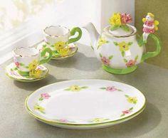 miniature tea sets - Bing Images
