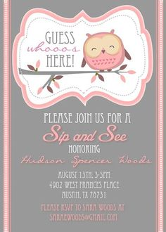 baby shower Baby shower or baby announcement