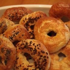 Thermomix Plain Bagels