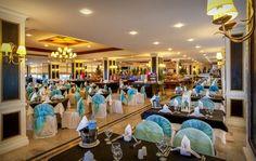 Amara Club Marine Nature Main Restaurant