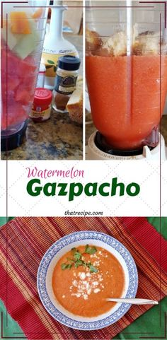 white gazpacho watermelon gazpacho summer fruit gazpacho summer fruit ...
