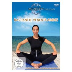 Das sanfte Venentraining - Übungen f. schlanke u.gesunde Beine / DVD - Das sanfte Venentraining ist eine ideale Methode, um die Beinvenen auf schonende Weise fit zu halten